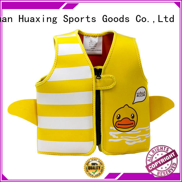 Huaxing perfect youth swim vest grab now for swimming