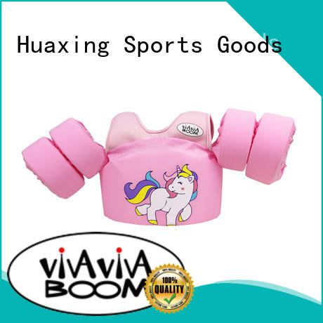 Huaxing high-reputation super soft swim vest vendor for swimming