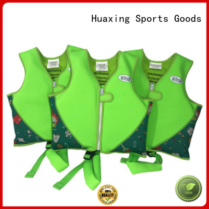 Huaxing colorful ladies swim vest vest for swimming
