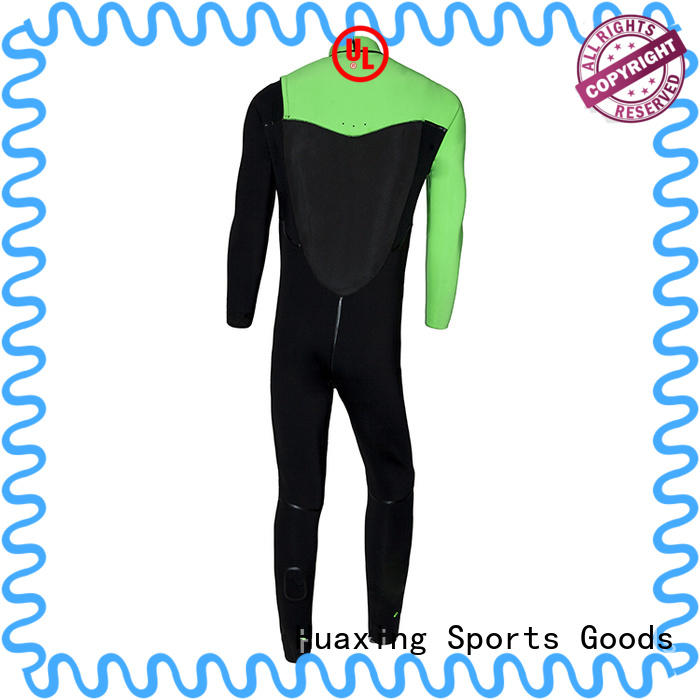 Huaxing designed wetsuit in china for paddle sports